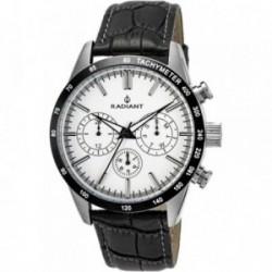 Reloj Radiant hombre Empire Steel Black-Croko RA411605 [AB9300]