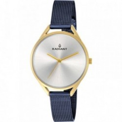 Reloj Radiant mujer Starlight Silver Blue RA432211 [AB9301]