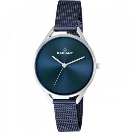 Reloj Radiant mujer Starlight Blue pulsera malla RA432212 [AB9302]