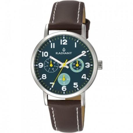 Reloj Radiant cadete Funtime Blue Brown RA448704 [AB9303]