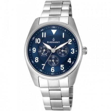 Reloj Radiant hombre Brooklyn Blue Silver RA454203 [AB9304]