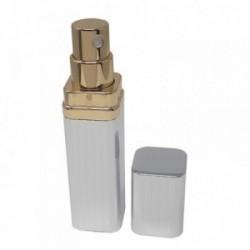 Perfumador metálico bicolor labrado rayas [AB9262]