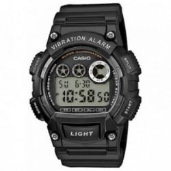 Reloj Casio hombre Collection negro W-735H-1AVEF [AB9575]