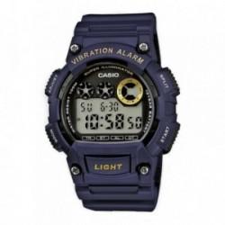 Reloj Casio hombre Collection azul W-735H-2AVEF [AB9577]
