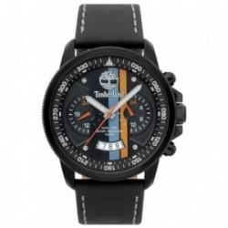 Reloj Timberland hombre Bradshaw All Black 15423JSB-02 [AB9721]