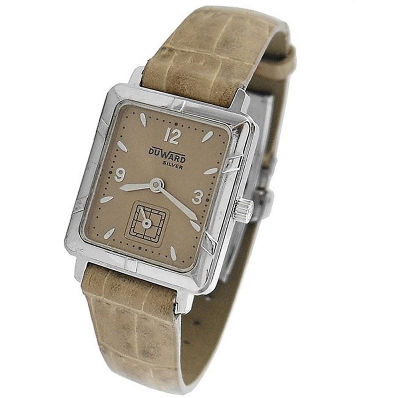 cb0b95eb6b02 Reloj Duward Silver mujer R30026P3  3219