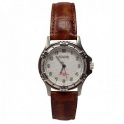 Reloj Duward mujer D41467 piel marrón clásico [AC0028]