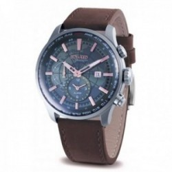 Reloj Duward hombre Aquastar World Time D85704.03 [AC0076]