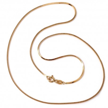 Cadena oro 40cm. [9]