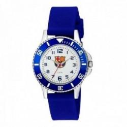 Reloj F.C. Barcelona Radiant unisex azul BA03601 [AC0213]