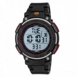 Reloj F.C. Barcelona Radiant hombre negro digital BA02601