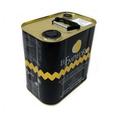 Aceite de oliva virgen extra El Empiedro 2.5 litros [AC0843]