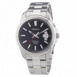 Reloj Seiko hombre Perpetual Calendar negro SNQ131P1 [AC0865]