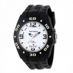 Reloj Real Madrid Viceroy unisex negro blanco 432834-55