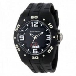 Reloj Real Madrid Viceroy unisex negro 432851-55