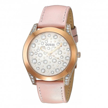 zapatos de separación 4e6fb 0d788 Reloj Guess mujer Watches Ladies Wonderlust rosa W1065L1 [AC0845]
