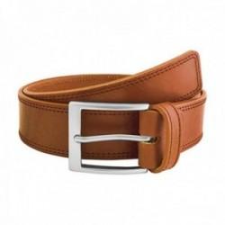 Cinturón piel URBAN cosido cuero [AC0772]