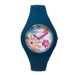 Reloj Agatha Ruiz de la Prada niña azul marino AGR226 [AB5828]