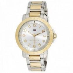 Reloj Tommy Hilfiger mujer Liv bicolor acero 1781398 [AB9853]