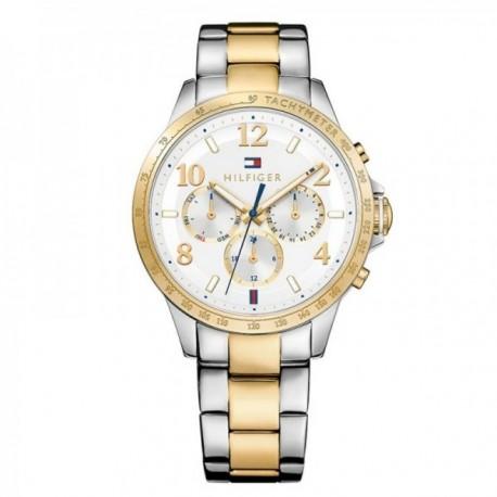 235247d2f673 Reloj Tommy Hilfiger mujer multifunción bicolor 1781644  AB9858