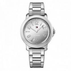 Reloj Tommy Hilfiger mujer plateado efecto espejo 1781750 [AB9861]