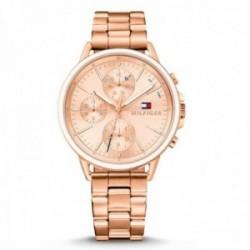 Reloj Tommy Hilfiger mujer multifunción rosado 1781788 [AB9863]