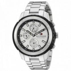 Reloj Tommy Hilfiger hombre acero inoxidable 1791191 [AB9869]