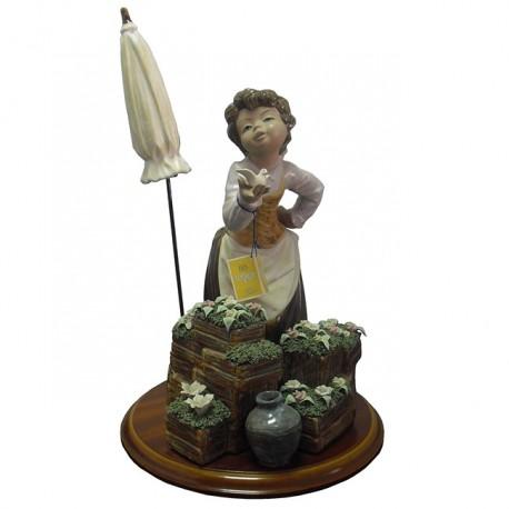 Figura porcelana TENGRA [4459]