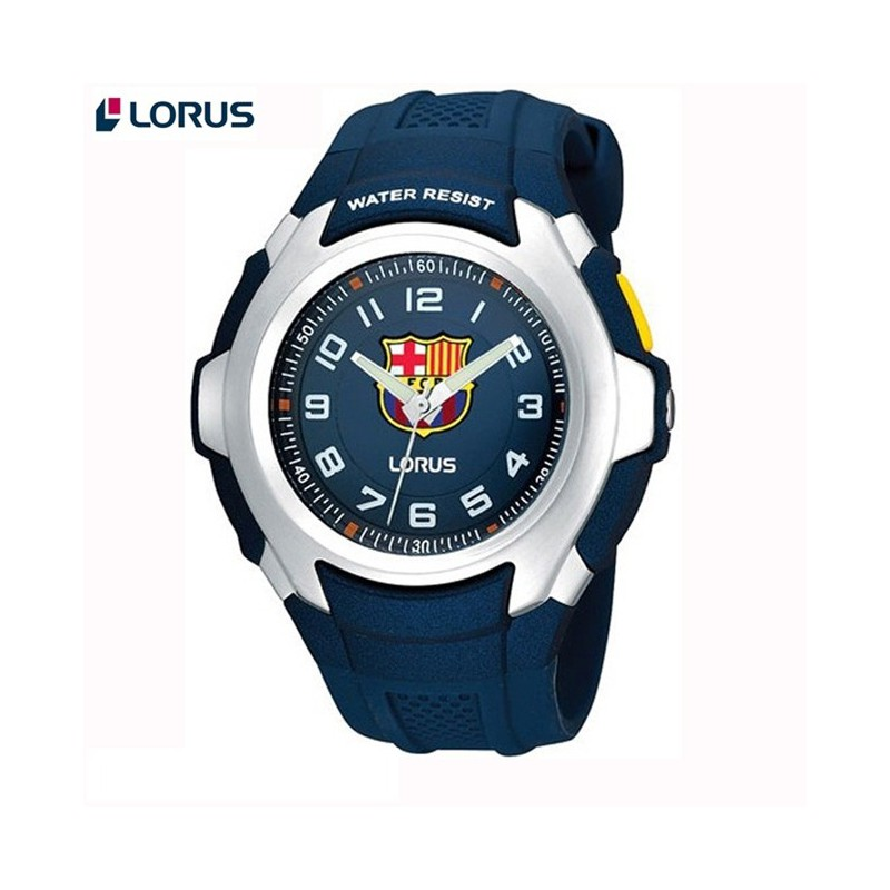 Reloj Lorus F.C. Barcelona R2319FX9  4792  e63105606be