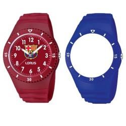 Reloj Lorus F.C. Barcelona escudo RRX17DX9 [4793]
