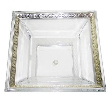 Centro mesa cristal [4252]