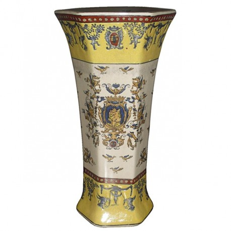 Florero cerámica [4376]