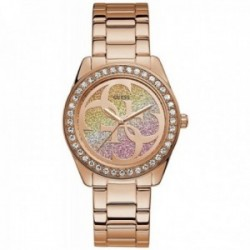 Reloj Guess mujer Watches Ladies G Twist rosado W1201L3
