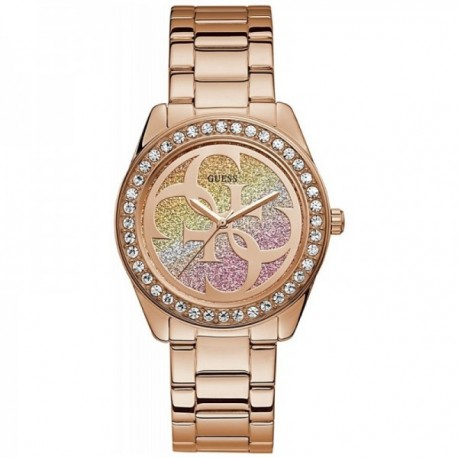 Reloj Guess mujer Watches Ladies G Twist rosado W1201L3 [AB9965]
