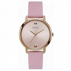 Reloj Guess mujer Watches Ladies Nova W1210L3 rosa claro esfera diamante