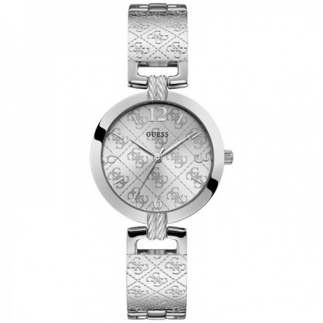 Reloj Guess mujer Watches Ladies G Luxe plateado W1228L1 [AB9968]