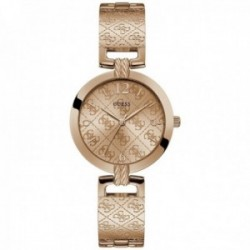 Reloj Guess mujer Watches Ladies G Luxe rosa W1228L3 [AB9970]
