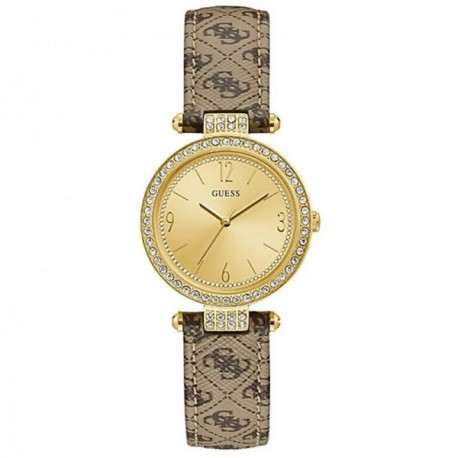 Reloj Guess mujer Watches Ladies Terrace piel W1230L2 [AB9971]