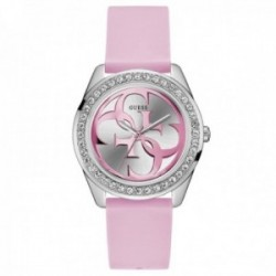 Reloj Guess mujer Watches Ladies G Twist rosa claro W1240L1 [AB9972]