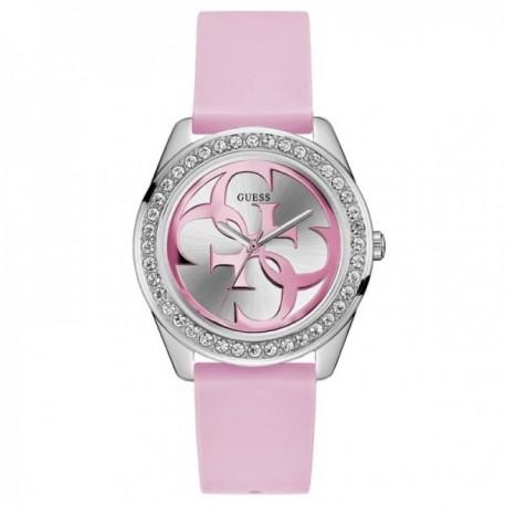 Reloj Guess mujer Watches Ladies G Twist rosa claro W1240L1 [AB9972]