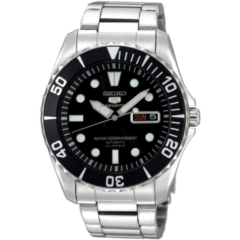 9b6bd384123a Reloj Seiko hombre automático 5 Sport 23 Jewels SNZF17K1  AB9941