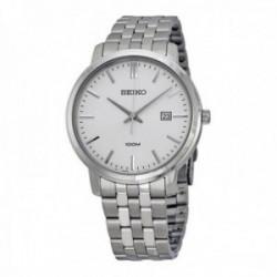 Reloj Seiko hombre Neo Classic plateado SUR105P1 [AB9942]
