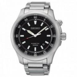 Reloj Seiko hombre Kinetic automático Neo Sport negro SKA685P1 [AB9943]