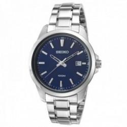 Reloj Seiko hombre Neo Classic azul SUR153P1 [AB9945]