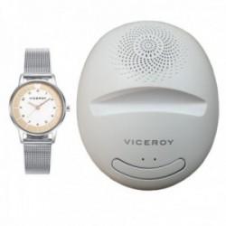 Pack reloj Viceroy 42364-94 niña colección Sweet con altavoz inalámbrico Bluetooth