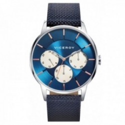 Reloj Viceroy hombre Colours azul pack correa intercambiable verde 471143-37 [AC1070]