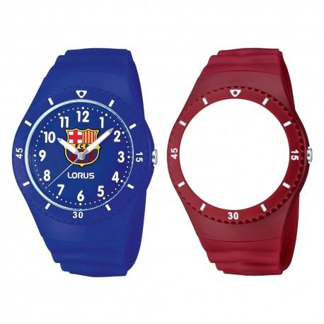 Reloj F.C. Barcelona Lorus hombre intercambiable RRX19DX9 [AB5884]