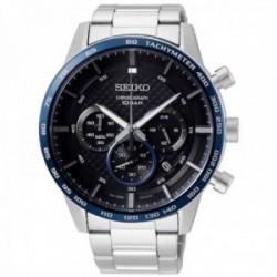 Reloj Seiko hombre SSB357P1 Neo Sport acero inoxidable