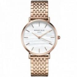 Reloj Rosefield mujer UEWR-U20 The Upper East Side White Pearl Rosegold