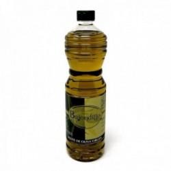 Aceite de oliva virgen Bajondillo botella 1 litro envase plástico